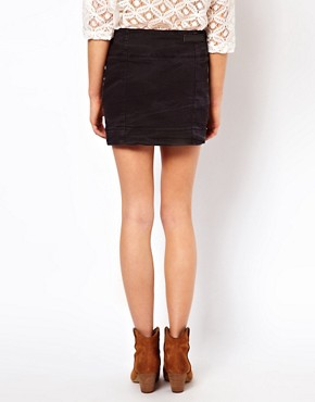 Image 2 ofOnly Power Mini Pencil Skirt