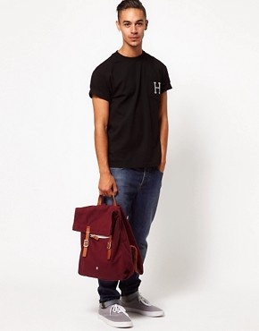 Image 4 ofHuf T-Shirt Classic H Pocket