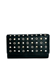 New Look Diaz Eyelet Stud Flap over Purse