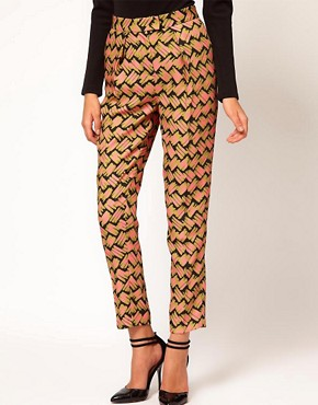 Image 4 ofAqua Armour Digital Print Trouser