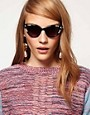 Image 3 ofASOS Premium Embellished Cat Eye Sunglasses