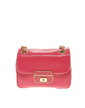 Image 1 ofLove Moschino Chain Handle Bag