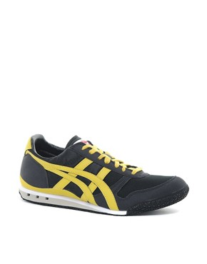 Image 1 ofOnitsuka Tiger Ultimate 81 Nylon Trainers