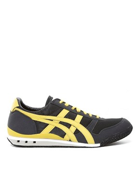 Image 4 ofOnitsuka Tiger Ultimate 81 Nylon Trainers