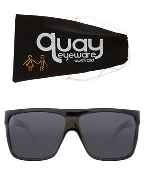 Image 2 ofQuay Eyewear Flatbrow Sunglasses