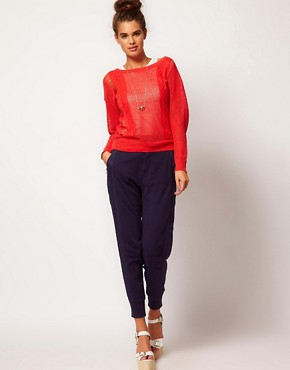 Image 4 ofFiretrap Macey Knitted Top