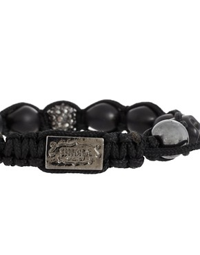 Image 3 ofShimla Skull Beaded Bracelet