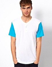American Apparel Raglan Sleeve T-Shirt