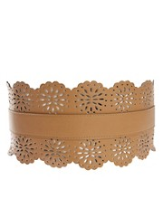 ASOS Wide Laser Cut Waist