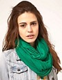 Image 1 ofPin 1876 Emerald Green Cashmere Scarf