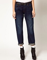 Levi&#39;s 501 Classic Boyfriend Jeans