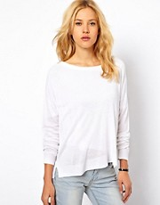 Mango Slouchy Light Sweater