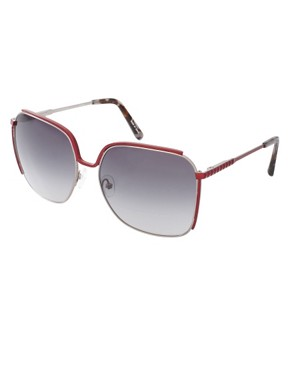 Image 1 ofMatthew Williamson Aviator Sunglasses