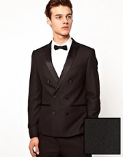 ASOS Double Breasted Tuxedo Suit Jacket