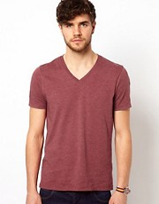 ASOS - T-shirt con scollo a V