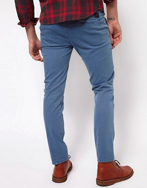 Image 2 ofNeuw Chinos Slim Stretch Washed Out