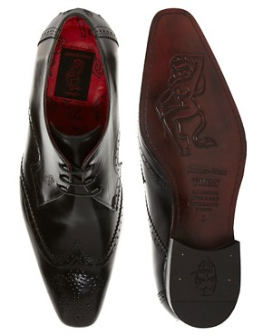 Image 3 of Jeffery West Wingcap Brogues