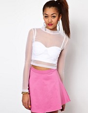Motel Ella Crop Top