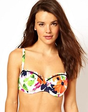 Seafolly Rio D Cup Bustier Bikini Top