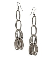 Designsix Chain Drop Earrings