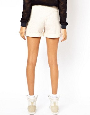 Image 2 of ASOS Lounge Shorts in Soft Loopback Sweat