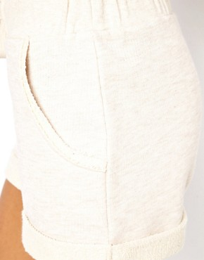 Image 3 ofASOS Lounge Shorts in Soft Loopback Sweat