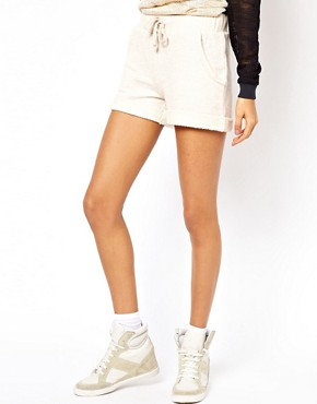 Image 4 of ASOS Lounge Shorts in Soft Loopback Sweat
