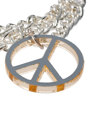 Image 4 of Tally & Hoe Peace Bracelet