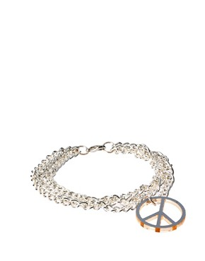 Image 1 of Tally & Hoe Peace Bracelet