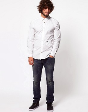 Image 4 ofDiesel Shirt With Pocket