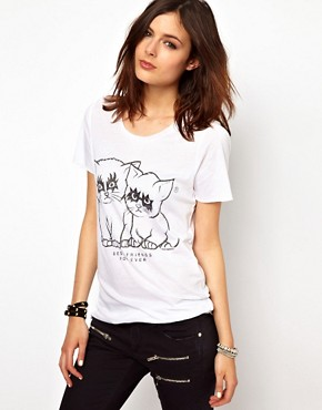 Image 1 ofZoe Karssen Best Friends T-Shirt