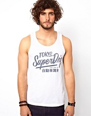 Superdry Ticket Type Vest