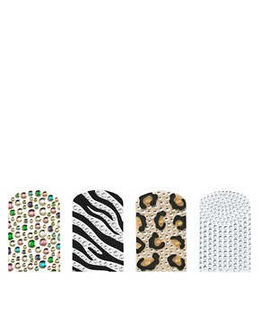 Image 2 ofEnvy 3D Nail Wraps