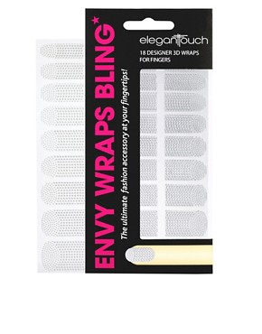 Image 1 ofEnvy 3D Nail Wraps