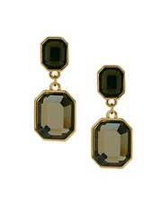 Whistles Double Drop Earrings