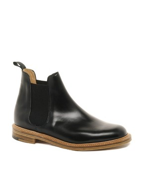 Image 1 ofASOS Chelsea Boots Made in England