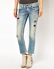 Pepe Jeans Elora Distressed Jeans