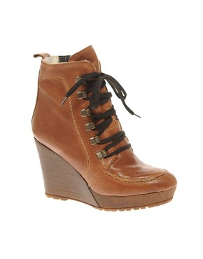 Image 1 ofCarvela Sasha Wedge Hiking Boots