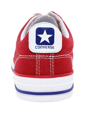 Image 4 ofConverse Star Player EV Plimsolls