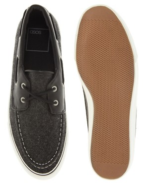 Image 3 ofASOS Boat Shoes