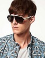 Image 3 ofLacoste Aviator Sunglasses