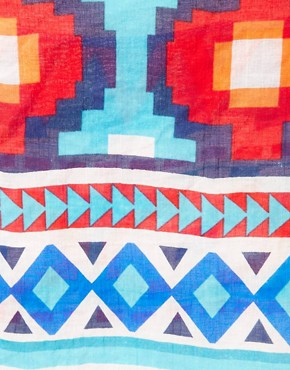 Image 2 ofASOS Aztec Snood