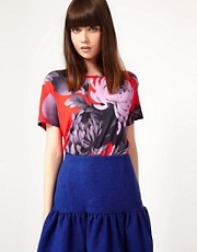 Jonathan Saunders Boyfriend Tee