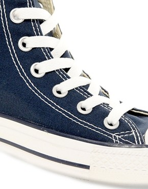 Image 2 ofConverse All Star High Top Trainers