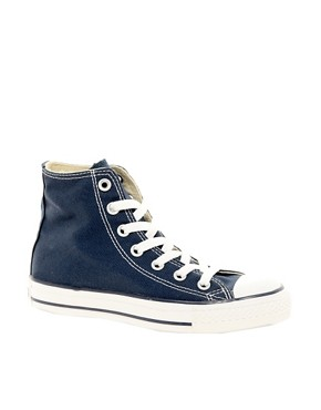 Image 1 ofConverse All Star High Top Trainers