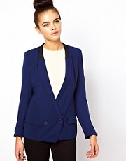 Oasis Colour Block Collar Jacket