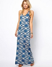 Denim & Supply By Ralph Lauren Printed Maxi Dress