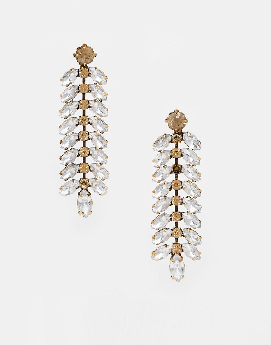 Designsix Avington Earring - Gold