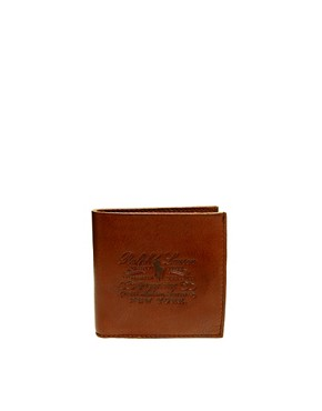 Image 1 ofPolo Ralph Lauren Leather Wallet