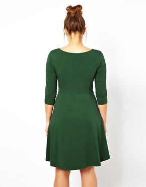 Image 2 ofASOS CURVE Exclusive Sweetheart Dress